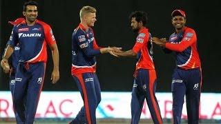 IPL 2016 - Delhi Daredevils vs Gujarat Lions - Delhi Daredevils Restrict Gujarat Lions To 149 Runs
