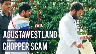 Rahul Gandhi's close aide Kanishka Singh under scanner: VVIP AgustaWestland Chopper Scam