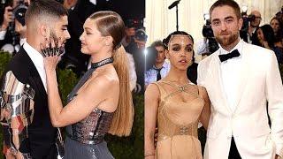 'Met Gala 2016' Most LOVED-Up Couples - Zayn Malik & Gigi Hadid, Kim & Kanye