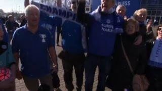 Soccer Title Sends British City into Delirium