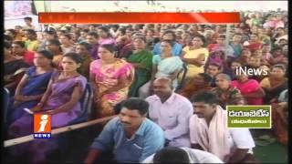 Chandrababu Naidu Speech At Neeru - Chettu Programme In Srikakulam - iNews