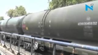Akhilesh Yadav Govt. refuses water train for Bundelkhand in UP