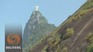Shanty-town chic for Rio Games visitors