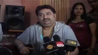Kumar Sanu Interview Super Hit Album Aag Laga Deb Jawani Me  Full Video