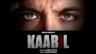 Kaabil Movie Trailer First Look - Hrithik Roshan - Yami Gautam