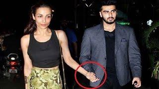 Arjun Kapoor And Malaika Arora Khan Affair - Caught Together Late Night!