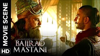 Duniya Hum Dono Ko Ek Hi Naam Se Yaad Rakhegi 'Bajirao Mastani'  Movie Scene
