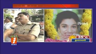 DGP Venkateswar Rao On B.Tech Student Devi Death - Inspects Accident Spot - iNews