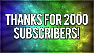 Thanks For 2K Subs & 1Lakh Views  Channel Update : New Channel (2016)