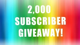 1000 subscribers special thank you all 3of4 2
