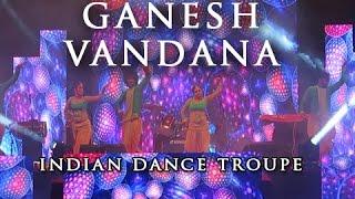Bollywood Dance Troupe  Ganesh Vandana  Vibes Entertainment