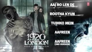 1920 LONDON Full Songs (AUDIO JUKEBOX)  Sharman Joshi, Meera Chopra