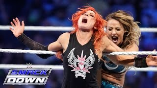 Becky Lynch & Natalya vs. Charlotte & Emma: SmackDown, May 5, 2016