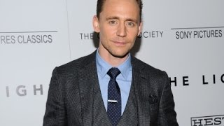 Partying With Tom Hiddleston