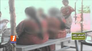 5 Men Raped on Minor Girl  Got Pregnant in Adilabad  iNews