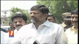Telangana TDP Leaders Meet Governor Narasimhan to Complaint Drought Situation  iNews