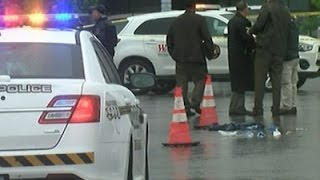 Shooting Outside Mall in DC Suburbs