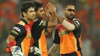 IPL 2016 - Sunrisers Hyderabad vs Gujarat Lions - SRH Restrict Gujarat Lions To 126 For 6