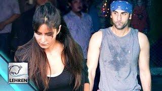 Ranbir-Katrina REUNITE Just For Jagga Jasoos Shoot