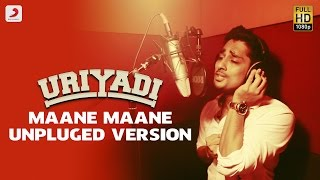 Uriyadi - Maane Maane Unplugged Version  Siddharth  Vishal Chandrashekhar, Anthony Daasan