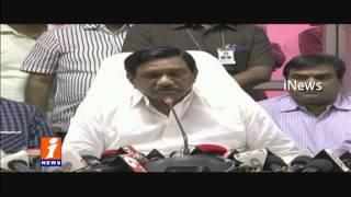 Telangana Projects Will Effects Rayalaseema K E Krishna Murthy iNews