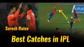 Best catches in IPL 2016 - Suresh raina (GL) catch vs Kolkata Knight Riders  (KKR) IPL 2016  8th May video - id 371590967e36 - Veblr Mobile