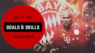 Douglas Costa : Goals & Skills Bayern Munchen 2015/16