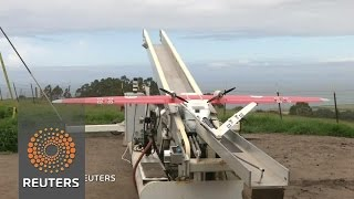 Project aims to get drone data by delivering aid in Rwanda