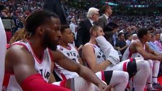 Playoffs Turnaround: Raptors Even the Series 1-1
