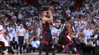Top 5 NBA Plays: May 7th