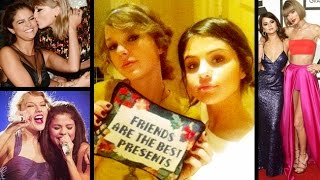 Taylor Swift & Selena Gomez's FRIENDSHIP  Sweetest Moments