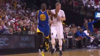 Damian Lillard and Draymond Green Make History in 3 Point Shootout