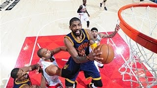 Kyrie Irving Shows Off His Handles Against Atlanta!