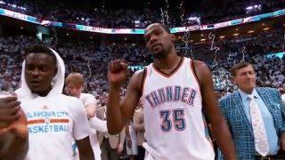 Best of Playoffs Phantom: San Antonio vs Oklahoma City Game 4