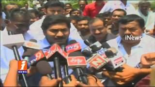 Jagan Slams Chandrababu On Farmers Problems Jagan Visits To Pulivendula iNews