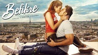 Befikre New Poster - Ranveer Singh & Vaani Kapoor's HOT KISS In Befikre New Poster