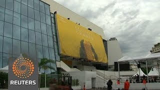 Cannes Film Festival poster unveiled on the Croisette