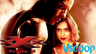 xXx: The Return of Xander Cage |Official Trailer |Deepika Padukone |Vin Diesel #VSCOOP