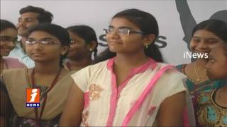Ravindra Bharathi School Students Top in 10th Exams Nellore iNews