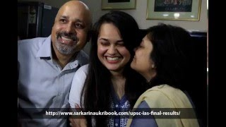 UPSC Result Declared: Tina Dabi tops UPSC Civil Services 2015 Results