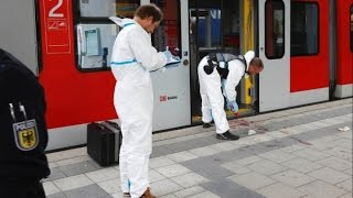 Deadly Knife Attack At German Station - Several Injured In Train Station Knife Attack