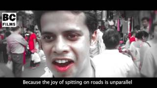 CANCERIYA - The reality of Indian Pan Masala ads! - BC Films - Broken Cameras Films