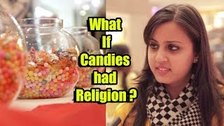 What if Candies had Religion? Social Experiment on Religious Discrimination - BC Films - Broken Cameras Films