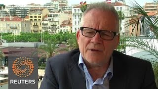 Amazon good for cinema industry - Cannes chief