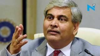 Shashank Manohar resigns as BCCI president