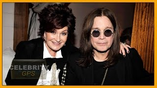 Sharon and Ozzy split up