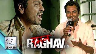 Nawazuddin Siddiqui Went MAD Coz Of Raman Raghav Shoot
