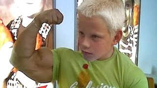 Top 10 Amazing People With Real Super Powers