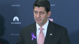 Ryan Says GOP Needs to Unify to Defeat Clinton