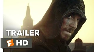 Assassin's Creed Official Trailer 1 (2016) - Michael Fassbender, Marion Cotillard Movie HD